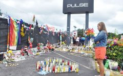 Seminole mourns the loss of life at the Pulse memorial in Orlando.
