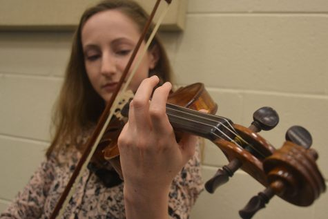 EMILY ERDMAN ACCEPTED TO NATIONAL ORCHESTRA