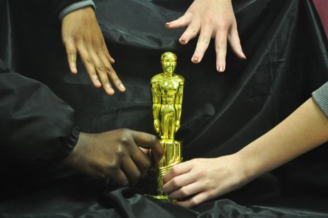 AWARD SHOWS MAKE STRIDES TOWARD DIVERSITY