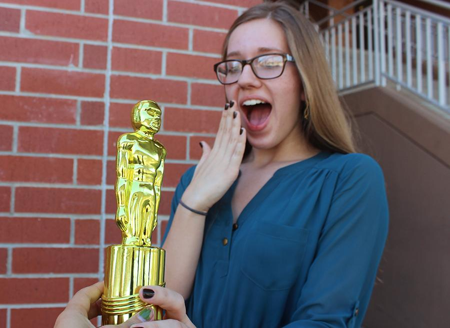 Award shows honor the achievements of cast and crew in the cinematic arts.
