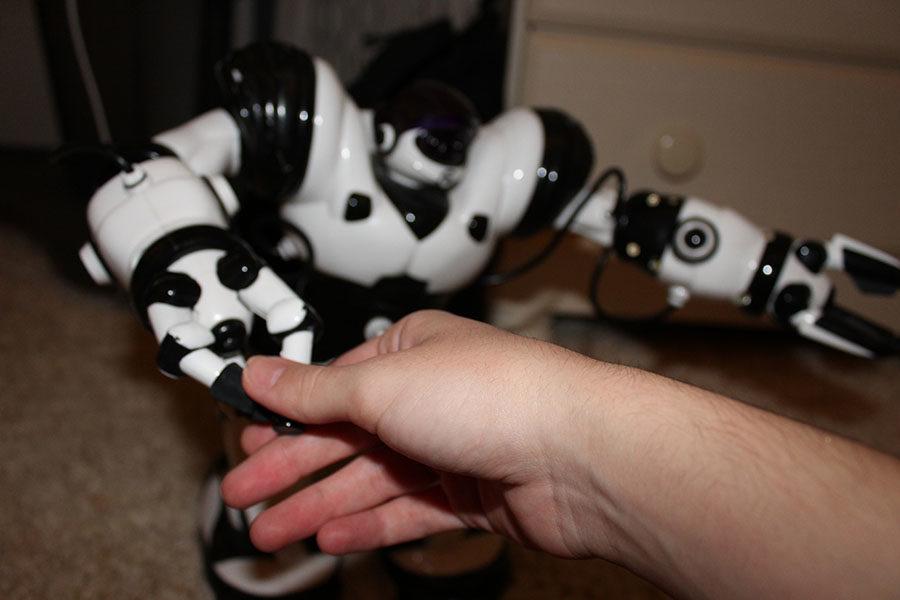 ROBOTS STEALING JOBS FROM MILLENNIALS