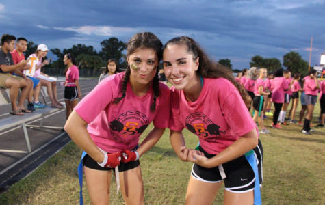 Powderpuff allows girls and guys to switch roles and experience sports through a different perspective.