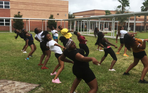 Seminole's Finest Step Team is determined to use their dance to make a difference.