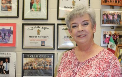 Sra. Sweigert has been at Seminole High School since the start of the IB program in 1998.