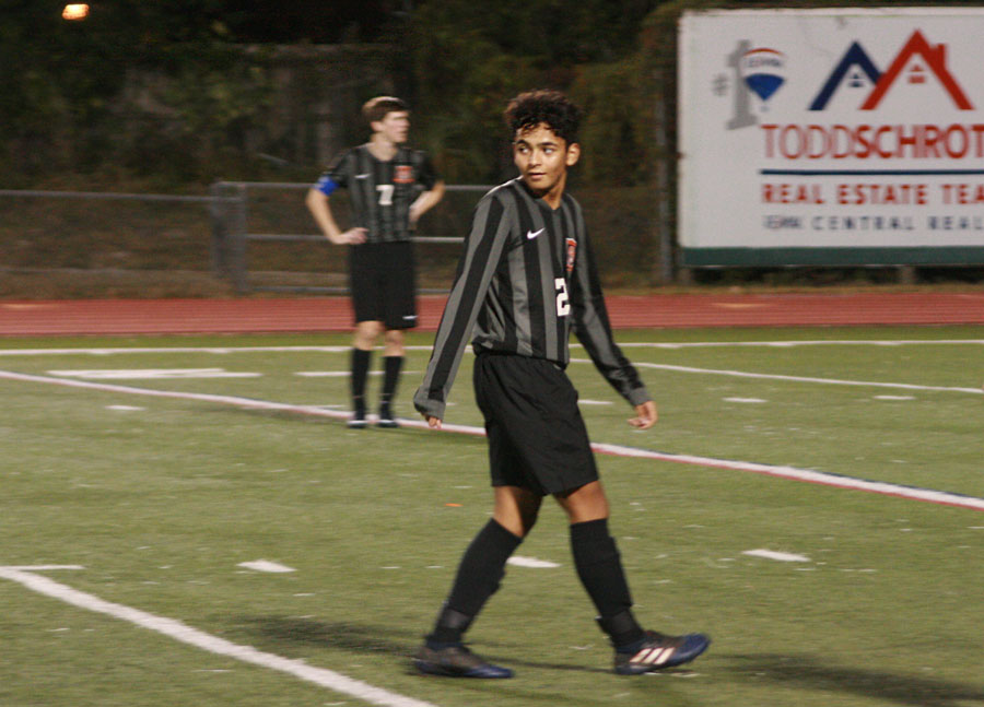Freshman Gabriel Toro is a freshman on the varsity soccer team that pursues his goals on and off the field.