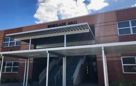 Although every school has its oddities, Seminole High School's strange occurrences all seem to be concentrated in one place: Renegade Hall.