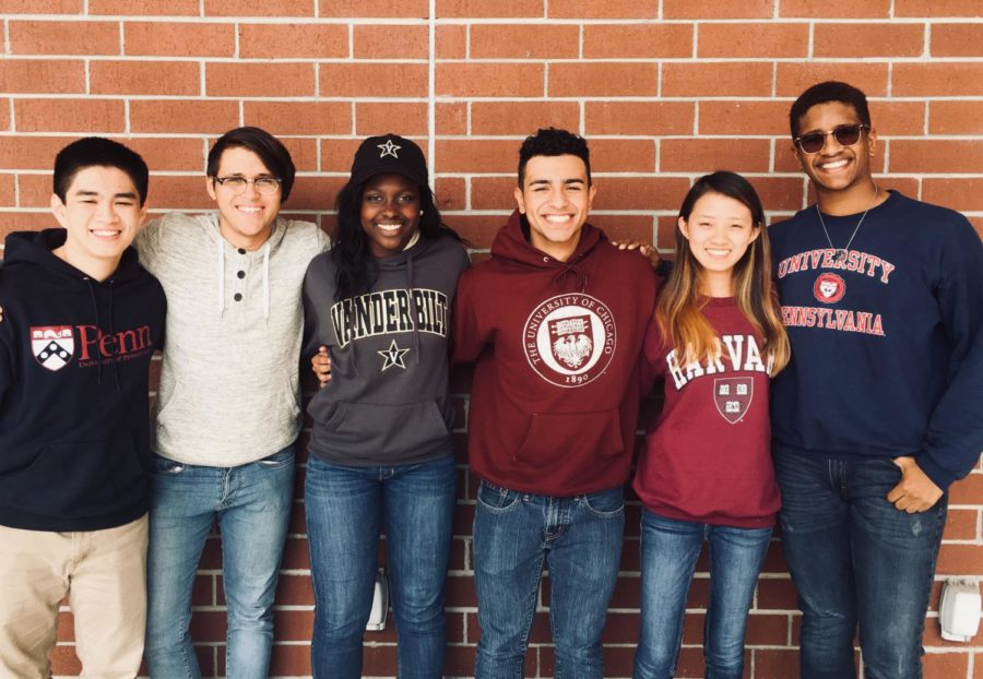 IB seniors are moving up to the big leagues after their final months at SHS.