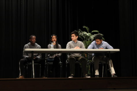 SEMINOLE FACES LAKE MARY IN STUDENT DEBATE