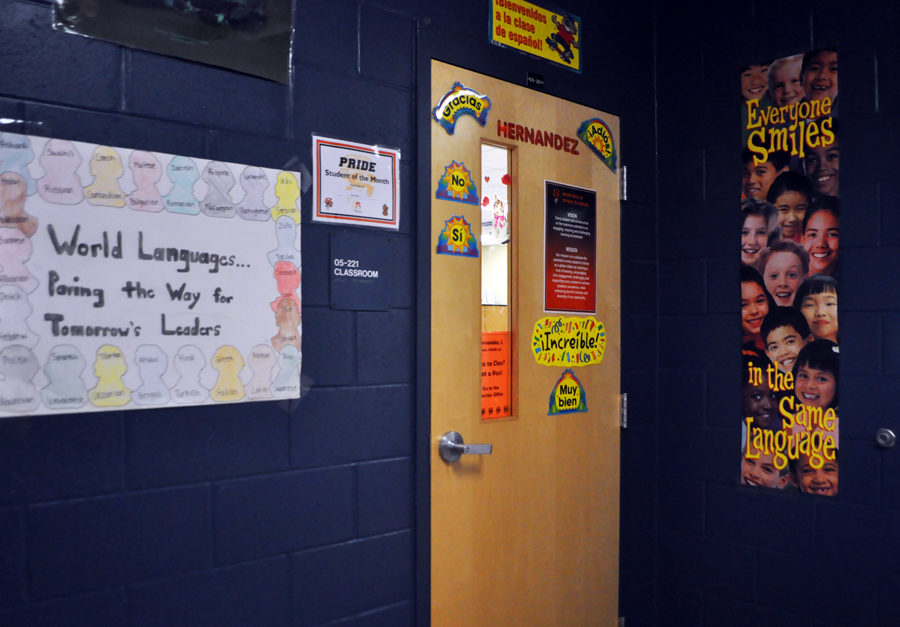 SHOULD STUDENTS BE REQUIRED TO TAKE FOREIGN LANGUAGES?