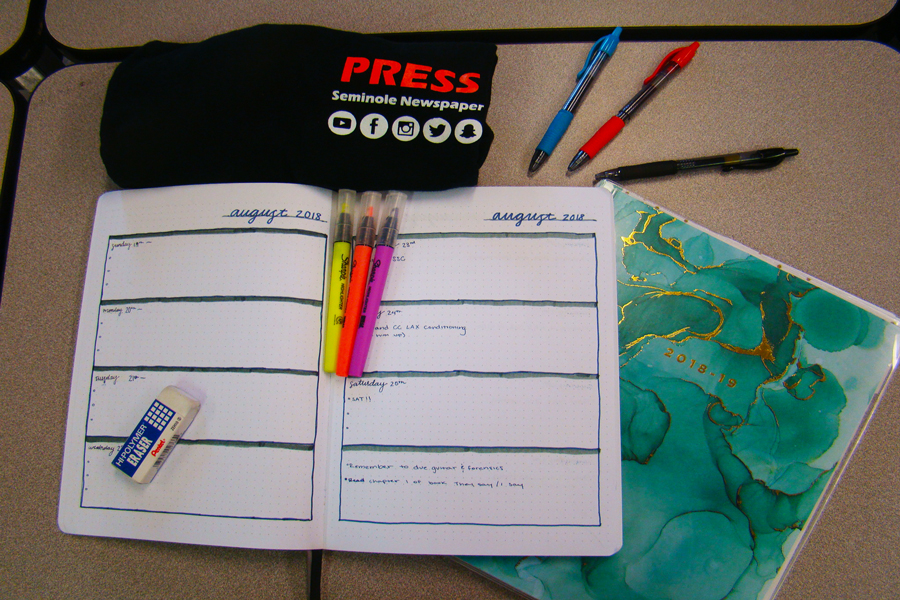 Staying organized and joining clubs are a few ways to improve your school year.