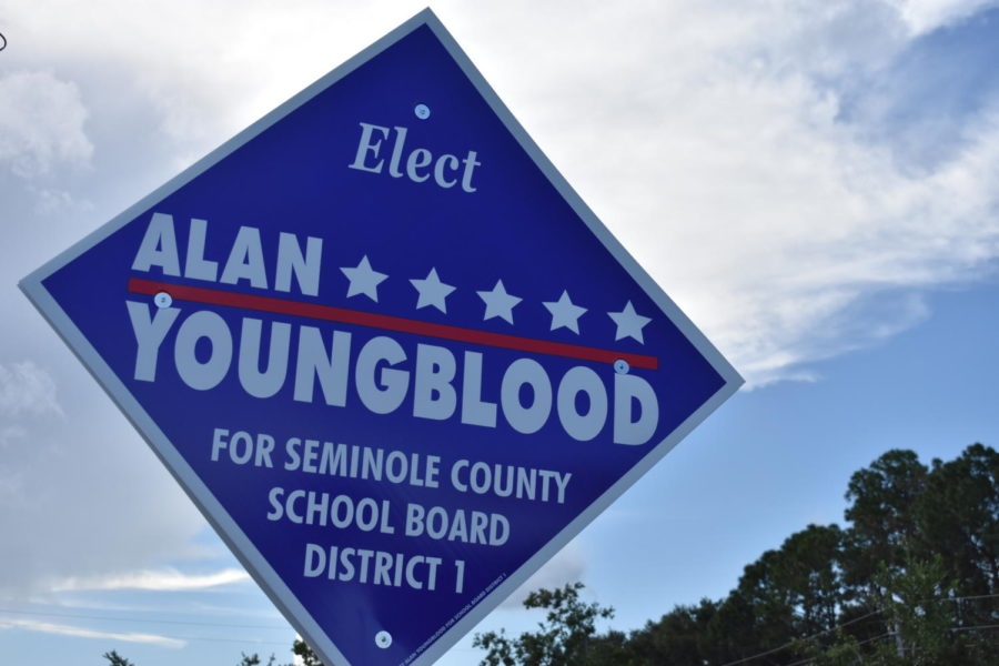 Many people ran for senator such as Alan  Youngblood.