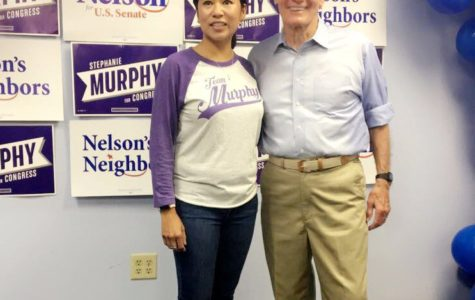 Stephanie Murphy and Bill Nelson are incumbents running for re-election.