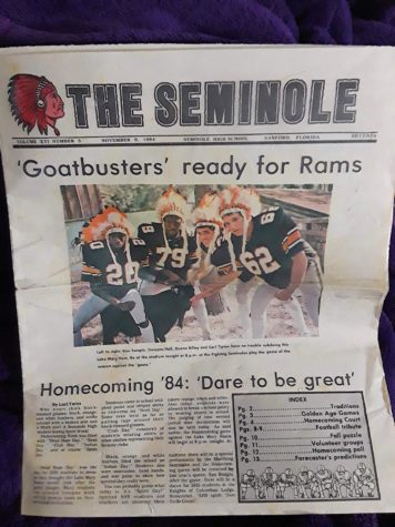 THE SEMINOLE: MAKING HEADLINES SINCE 1922