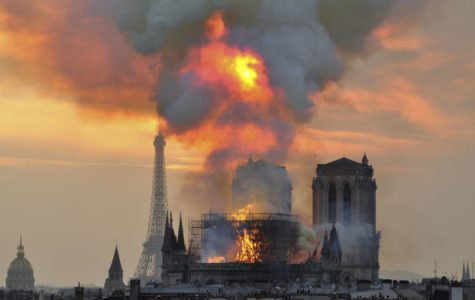 NOTRE DAME FIRE: A LOSS OF CULTURE