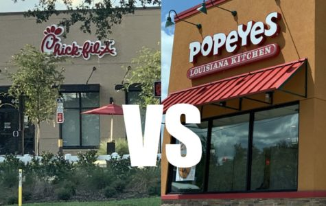 Newest social media trend: Whose is better; Popeyes or Chick-Fil-A?