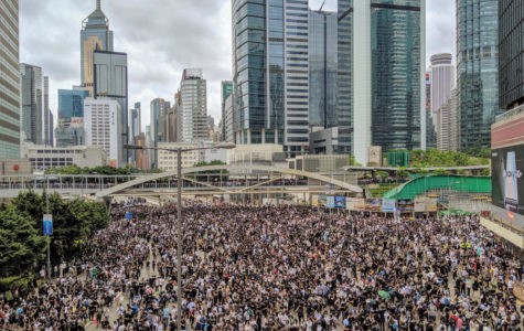 DYING FOR DEMOCRACY: HONG KONG IN CHAOS