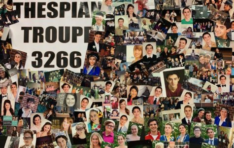 Thespian Troupe 3266's community of members.