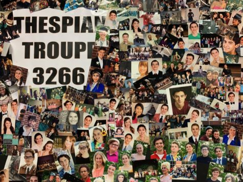 Thespian Troupe 3266