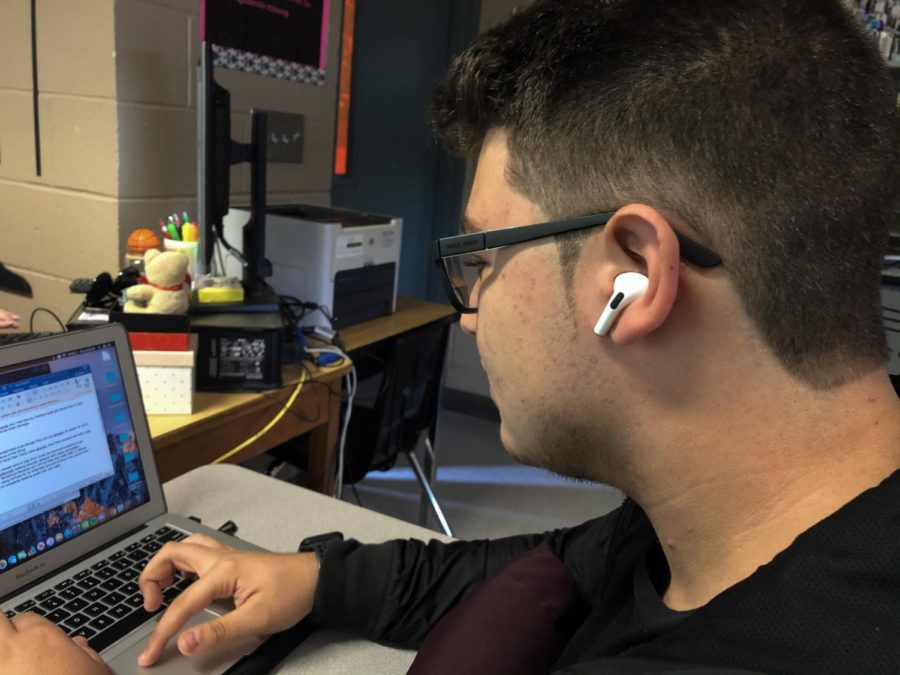 With Apple's new release of airpods, some studies have shown possible dangers of these headphones.