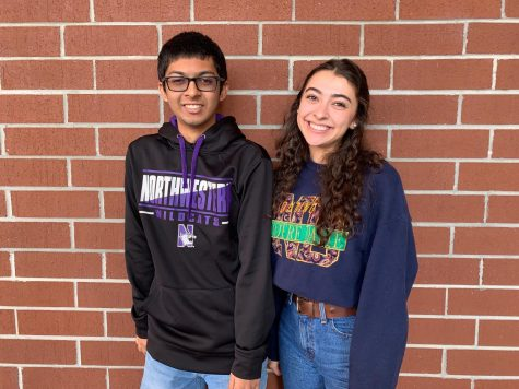 Maria Guerrero and Zarif Caesar are the two QuestBridge Finalists that received full scholarships to one of their desired universities.