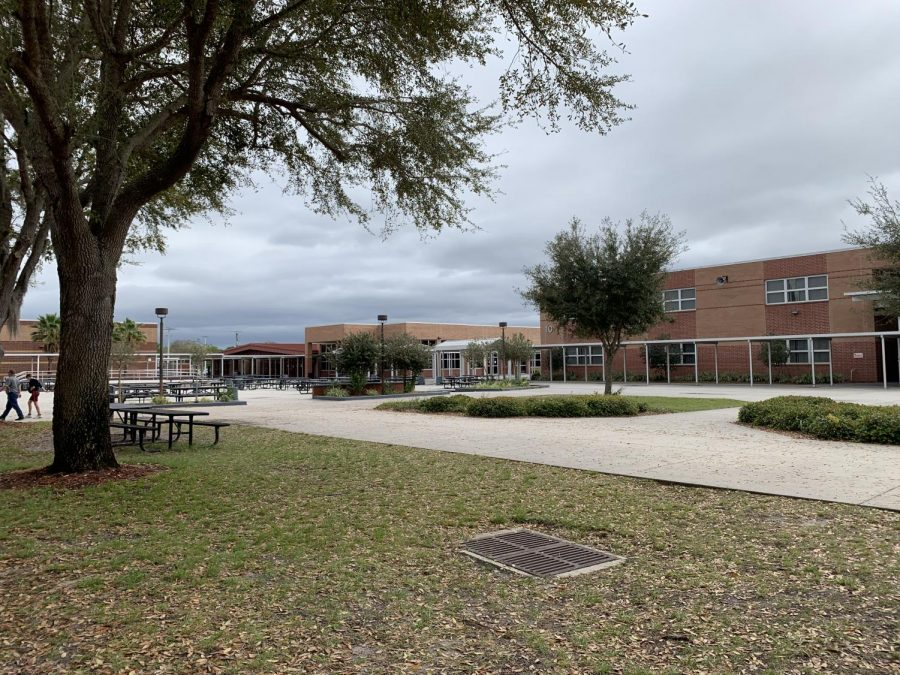 With the increasing number of students entering the Seminole campus, there is becoming less room to accommodate them.