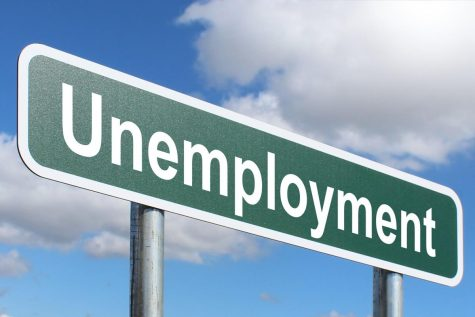 With the pandemic going on, unemployment levels have spiked.
