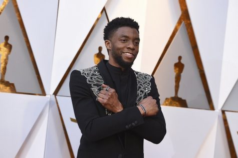 Chadwick Boseman's death leaves the world in shock. Popularly known as portraying Marvel's Black Panther, he remains an inspiration to audiences worldwide.  Source: Jordan Strauss/Invision/AP