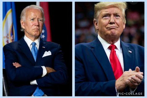 The United States has an election coming up on November 4th, 2020. This day will set the path that America will be taking for at least the next four years due to drastically different opinions of each candidate. (Donald J. Trump - Right) ( Joe Biden -Left-) source: nbcnews.com