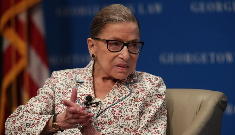 On September 18th, the world was stunned by the death of Ruth Bader Ginsburg. She was one of nine Supreme Court justices and fought for gender equality. Source of picture: AARP