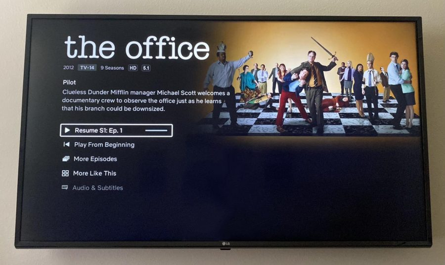 "After every year Netflix cancels shows when their contract is up. Lots of people are upset because one of them is ""The Office"" that has been a fan favorite for years."