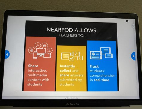 Each year Seminole High School goes through mental health videos and information through nearpod.