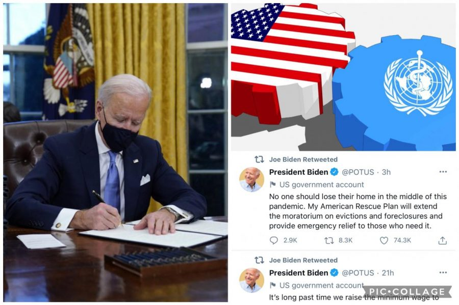 Although inauguration day was not too long ago, President Biden and his team have already made several impactful changes. Among the changes, the United States rejoined the World Health Organization.