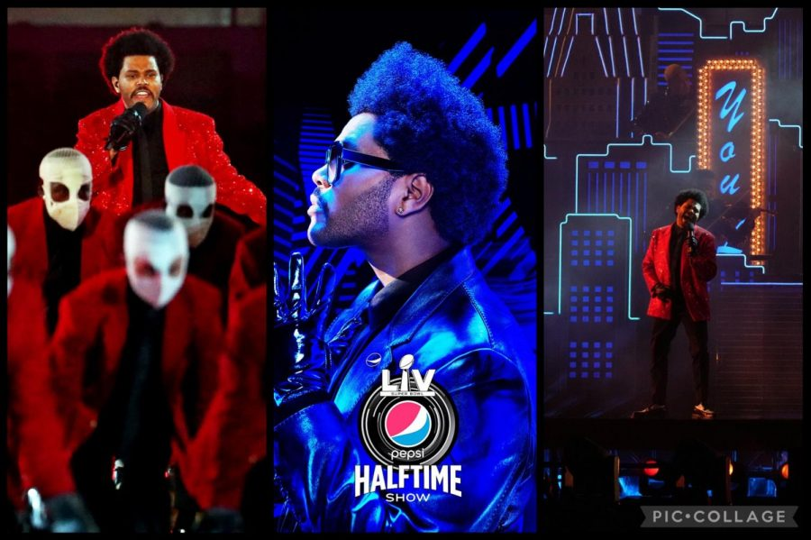 Every+year%2C+millions+of+people+look+forward+to+the+Super+Bowl%2C+particularly+the+halftime+show.+This+year%2C+the+Weeknd+performed+his+biggest+hits+and+did+not+disappoint%21+Considering+the+Covid-19+situation%2C+the+Weeknd+went+above+and+beyond+to+ensure+that+his+performance+was+spectacular.+