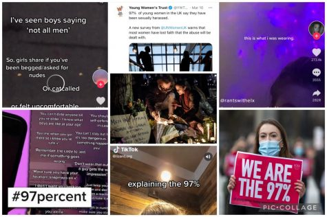 The recent death of Sarah Everard set off a global movement. Women are voicing their experiences regarding sexual harassment and raising awareness through various platforms, including Tiktok.