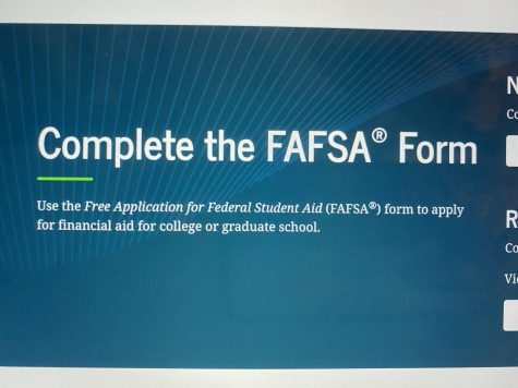 The Free Application for Federal Student Aid, also known as FAFSA is a form used to seek students eligibility for student aid.